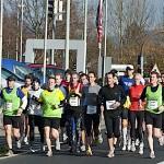 Laufgruppe, Bild von Harald Lipp