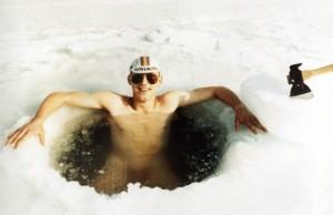 Eisbaden > Die Badesaison ist eröffnet