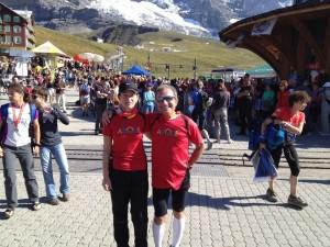 Götz Siebert und Ulrike Berg
