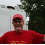 Bernd Krause, Organisator vom Wuzzelauf