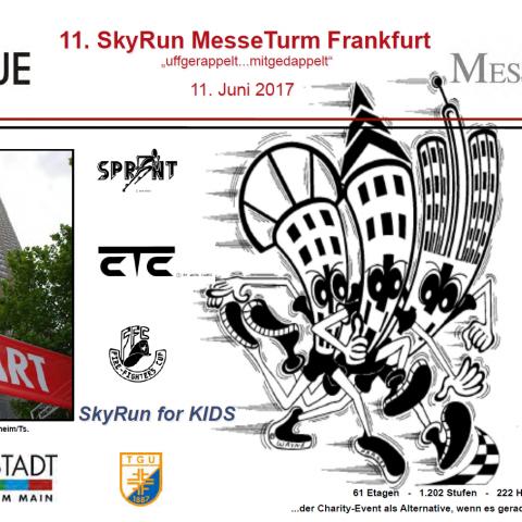 Titelfoto der SkyRun-Ausschreibung 2017