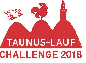 Taunuslauf-Challenge 2018 Logo