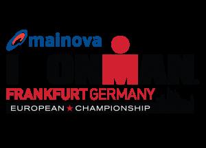 Logo Mainova Ironman Frankfurt
