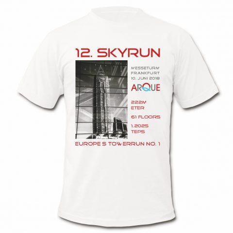 SkyRun T-Shirt 2018
