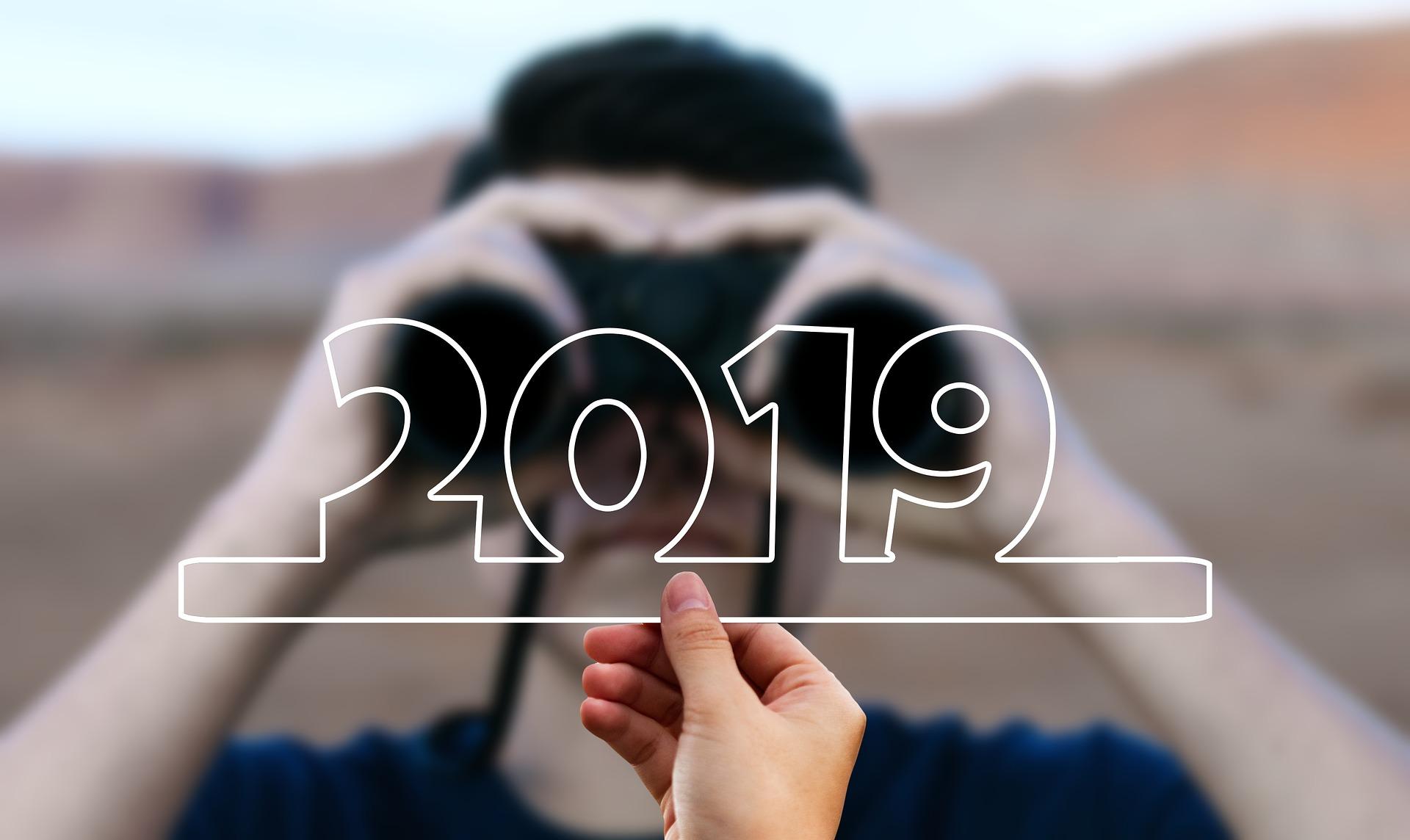 2019 - Symbolbild