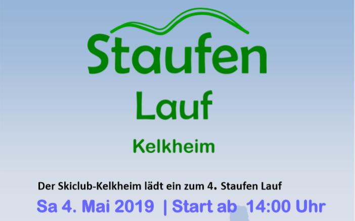 Logo Staufen-Lauf