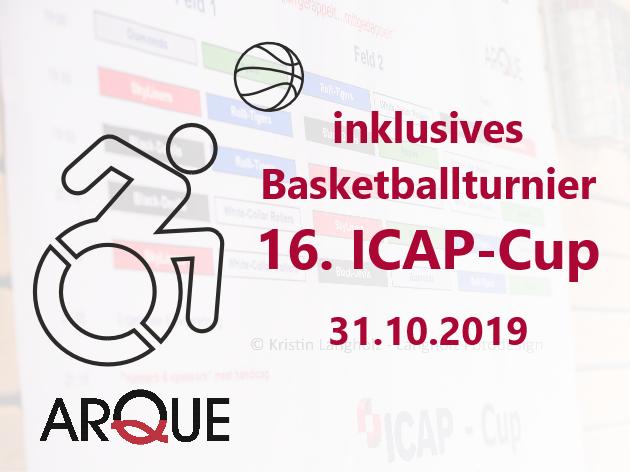 Logo zum ICAP-Cup