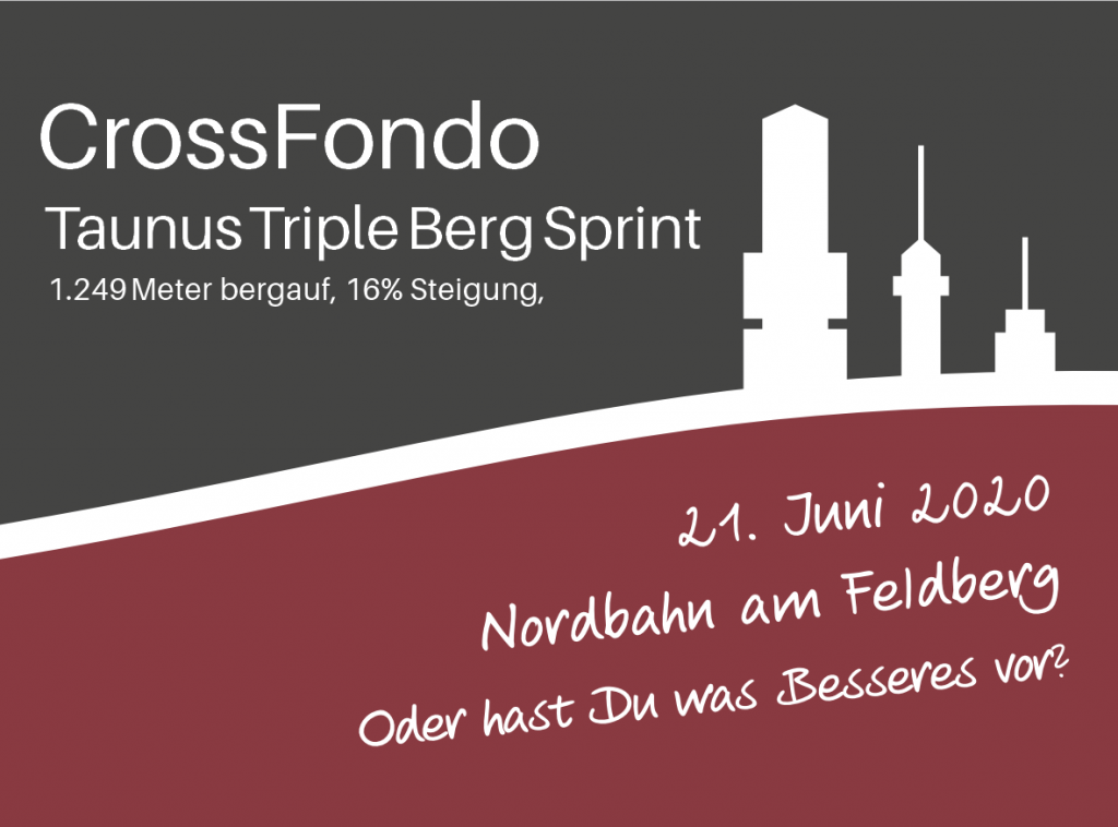 CrossFondo TTBS 21.6.2020