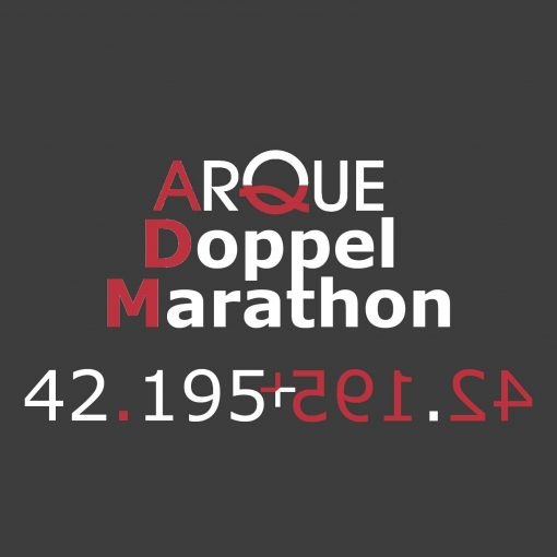 Logo ADM - ARQUE-Doppel-Marathon